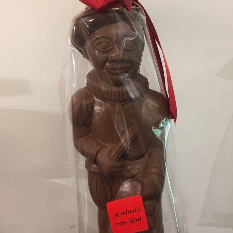 De chocolade winkel - Sinterklaaschocolade